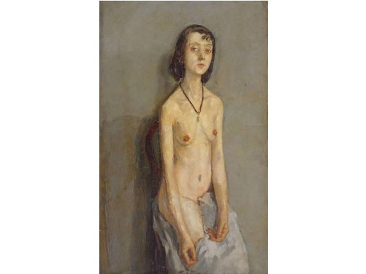'Nude Girl' - Gwen John