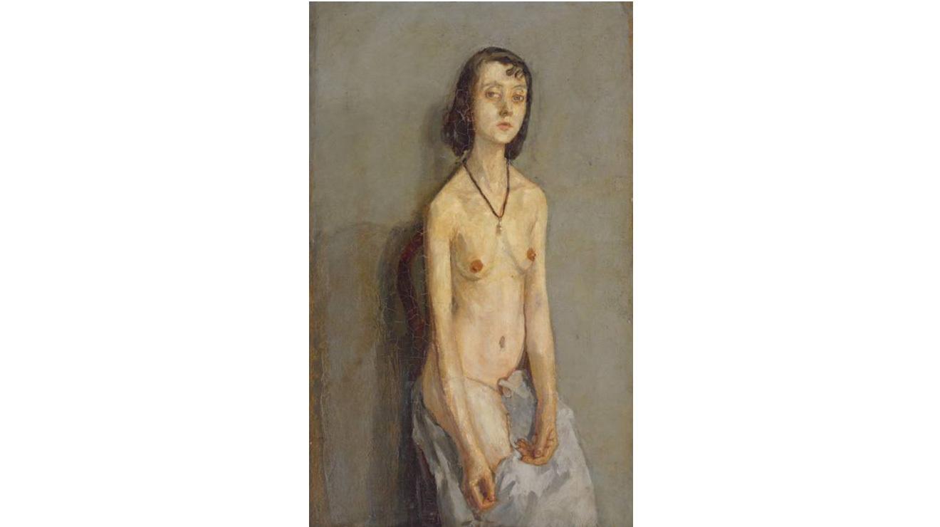 Nude Girl, Gwen John