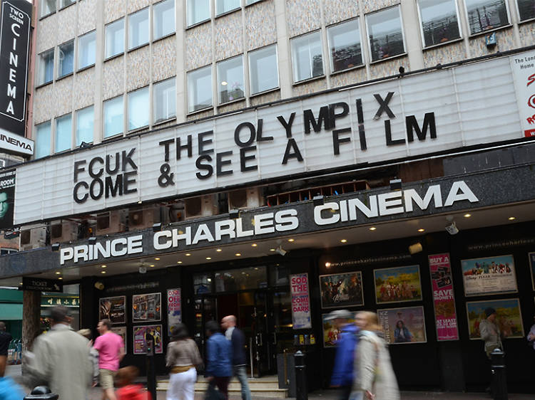 See a seasonal movie at Prince Charles Cinema