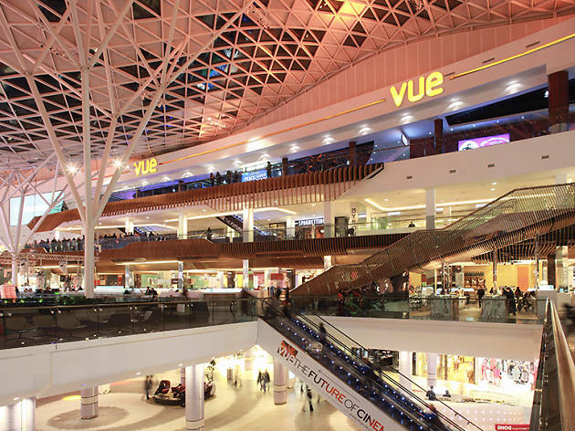 Hotels In Westfield Shopping Centre London