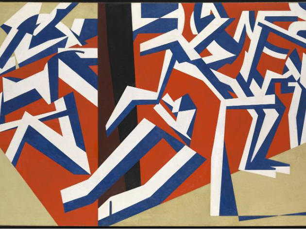The Mud Bath, David Bomberg