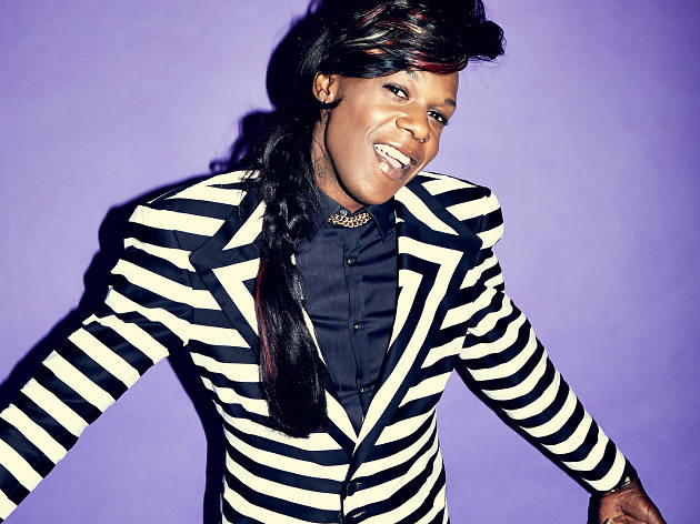 Big Freedia + Har Mar Superstar + The Cell Phones