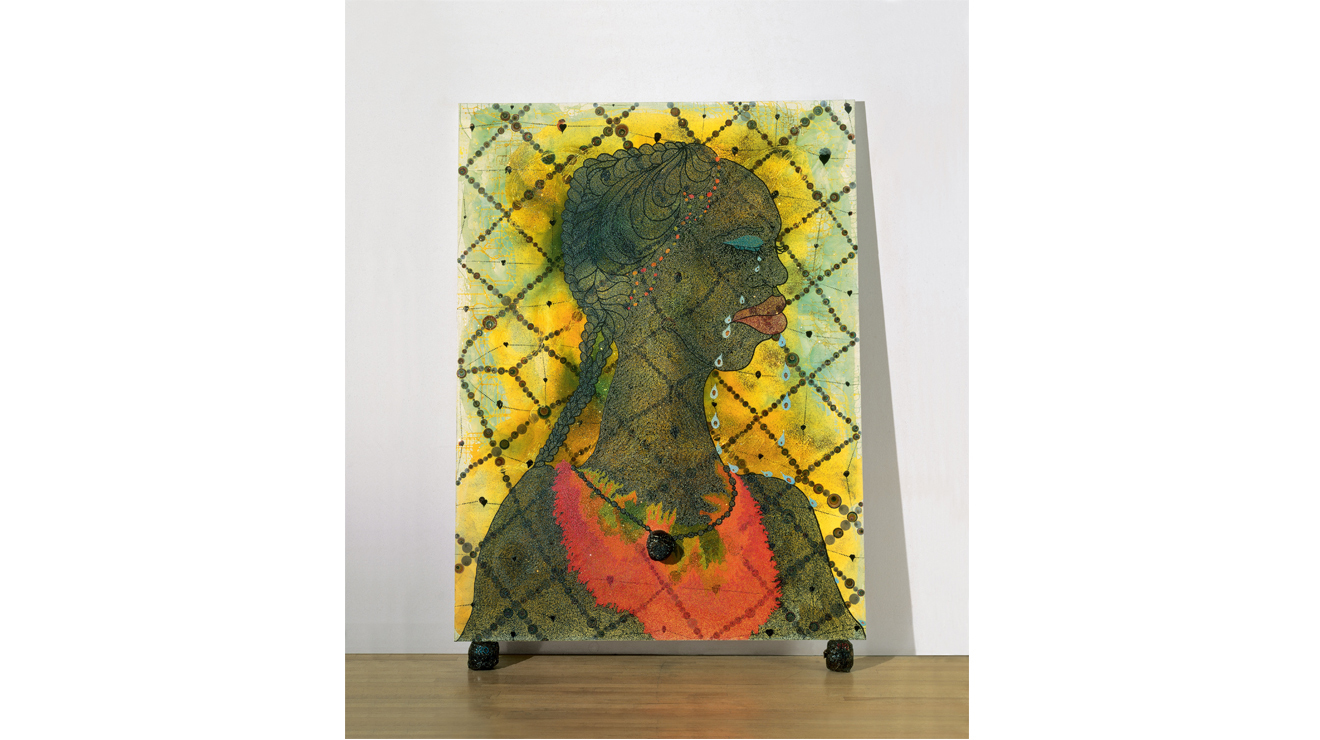 'No Woman, No Cry' - Chris Ofili