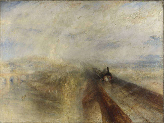 Rain, Steam and Speed, JMW Turner