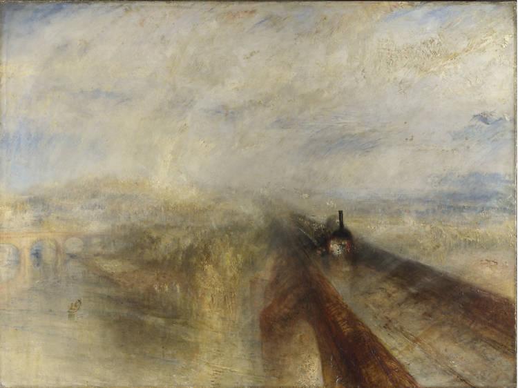 'Rain, Steam and Speed' - JMW Turner