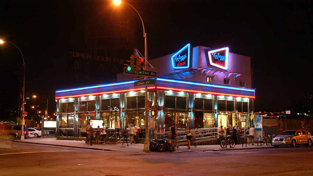 Kelloggs Diner