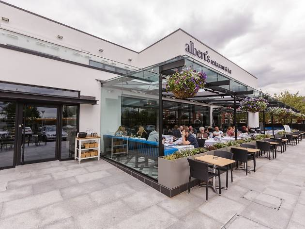 Albert's Worsley, Restaurants, OpenTable Listings, Manchester