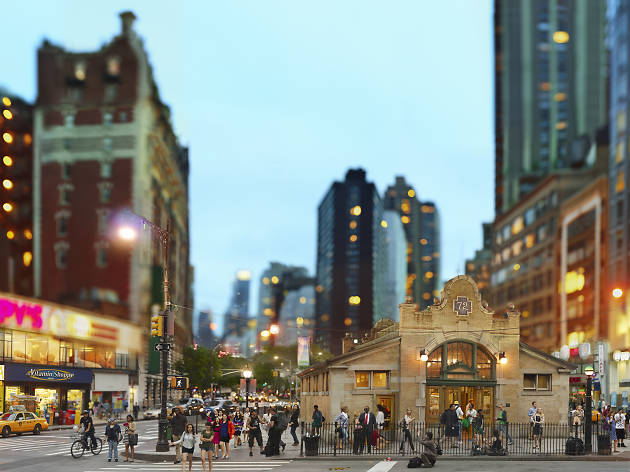 Jeff Chien-Hsing Liao's New York: Assembled Realities