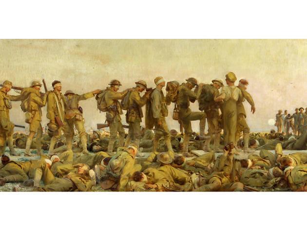 'Gassed' - John Singer Sargent