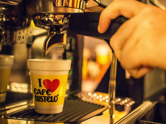 Café Bustelo Pop-Up Café