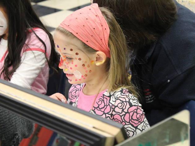 Fright-free Chicago Children's Museum
