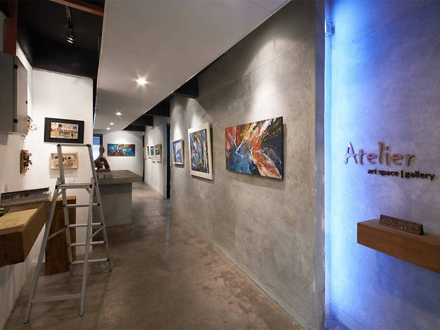 Tales of Two Cities: Paintings of Melaka and Georgetown