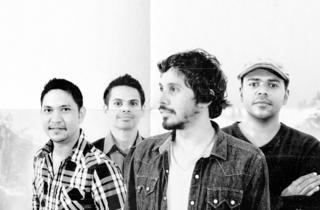 The Cotton Field Scarecrowes live at Merdekarya