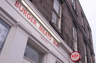 Burger Meats Bun, Restaurants, Edinburgh