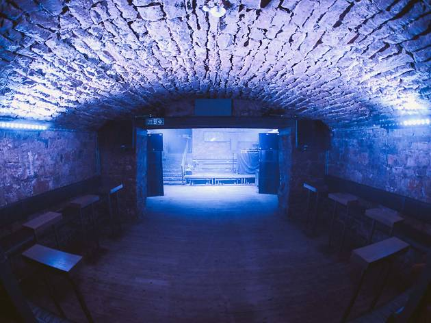 The best clubs in Edinburgh
