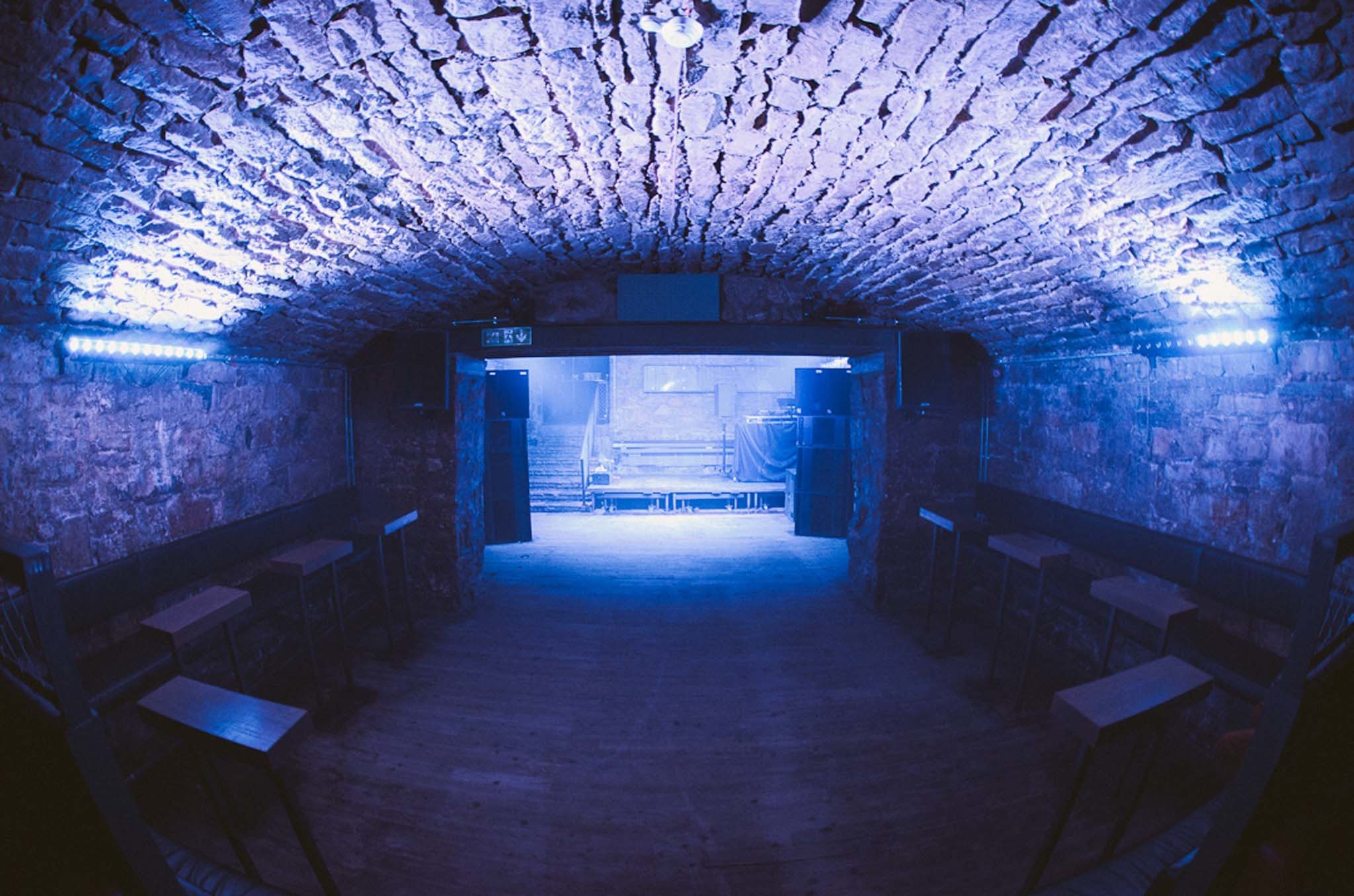 Cabaret Voltaire, Nightlife, Edinburgh