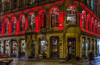 The Cafe Royal, Bars, Edinburgh