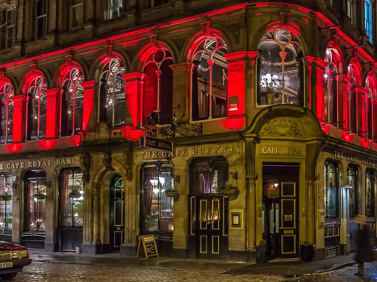 The Café Royal Circle Bar