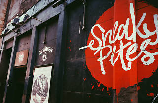 Sneaky Pete's, Music venues, Nightlife, Edinburgh