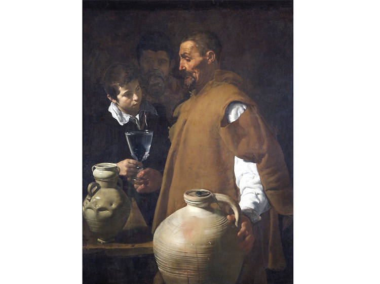 'The Water-Seller of Seville' - Diego Velázquez