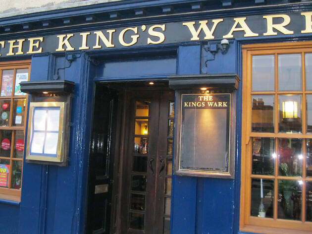 The King's Wark, Pub, Restaurant, Breakfast, Brunch, Edinburgh