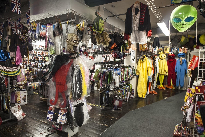 Afflecks Shopping In Northern Quarter Manchester