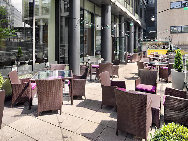 City Café, Restaurants, OpenTable Listings, Manchester