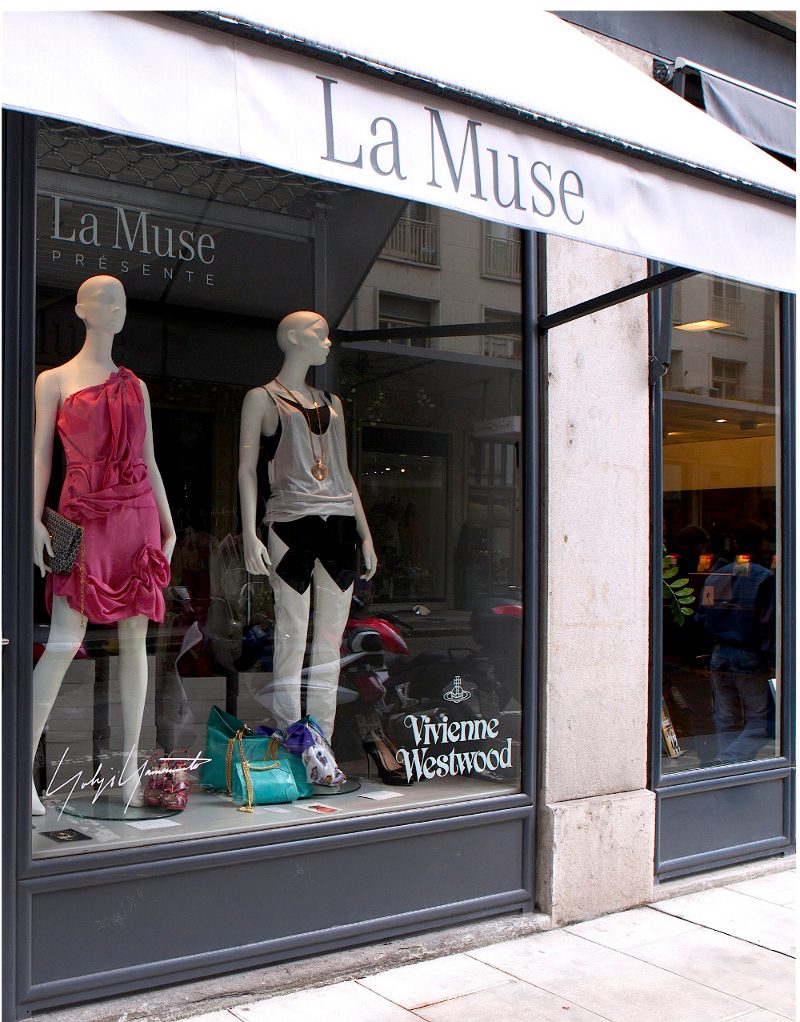 La Muse, Geneva shop, Time Out Switzerland