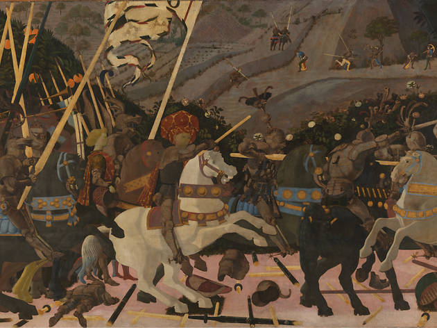 Battle of San Romano, Uccello
