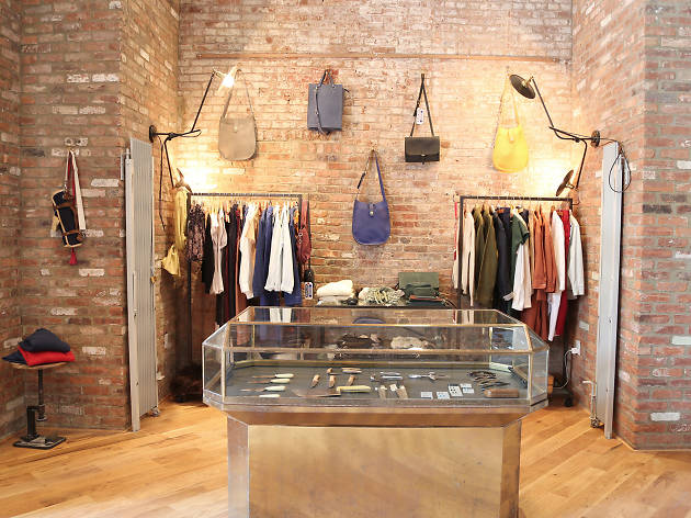 Marlow Goods at the Wythe Hotel