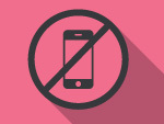 No celular
