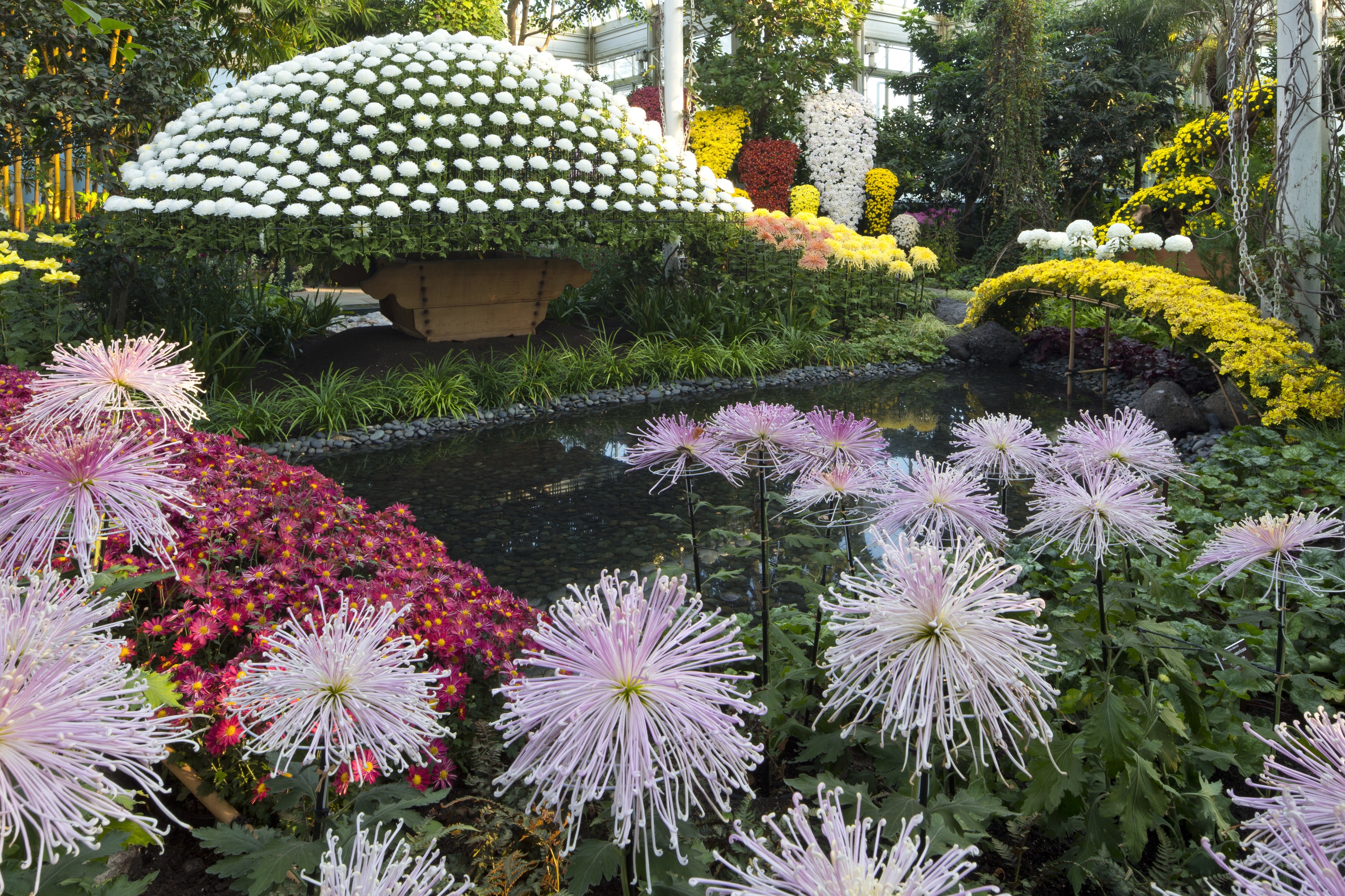 New York Botanical Garden Guide Including Exhibitions And Events