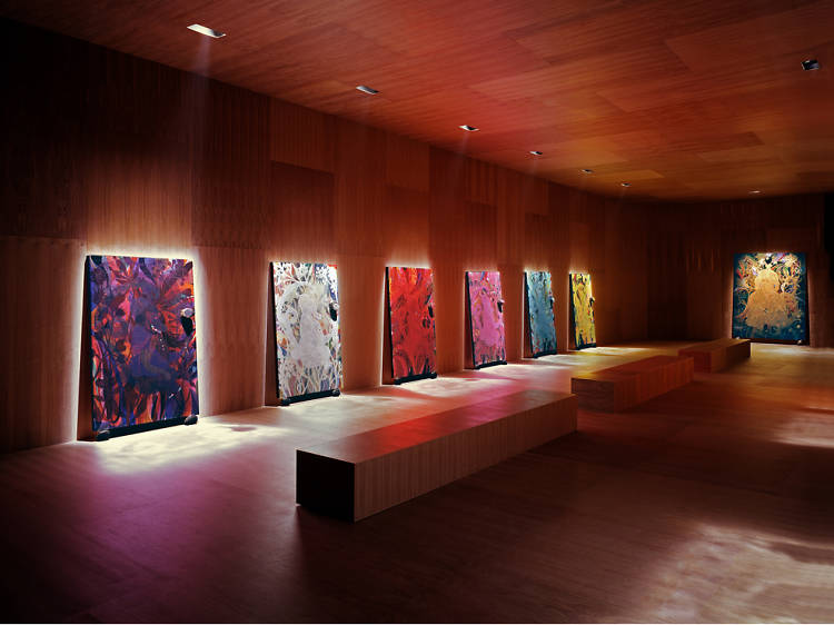 'The Upper Room' - Chris Ofili