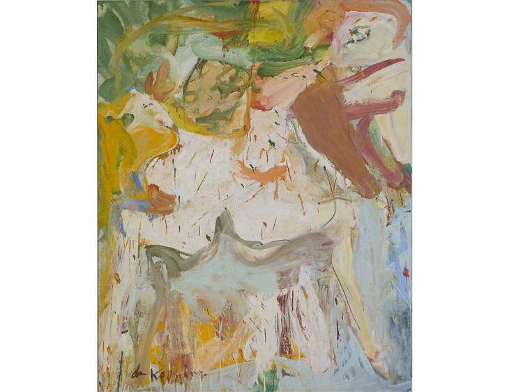 'The Visit' - Willem de Kooning