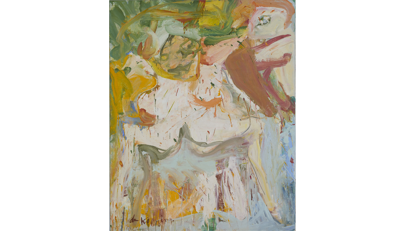 'The Visit' - Willem de Kooning