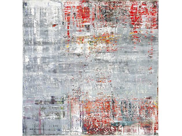 'Cage 1-6' - Gerhard Richter