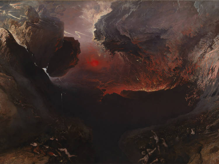 'The Great Day of His Wrath' - John Martin