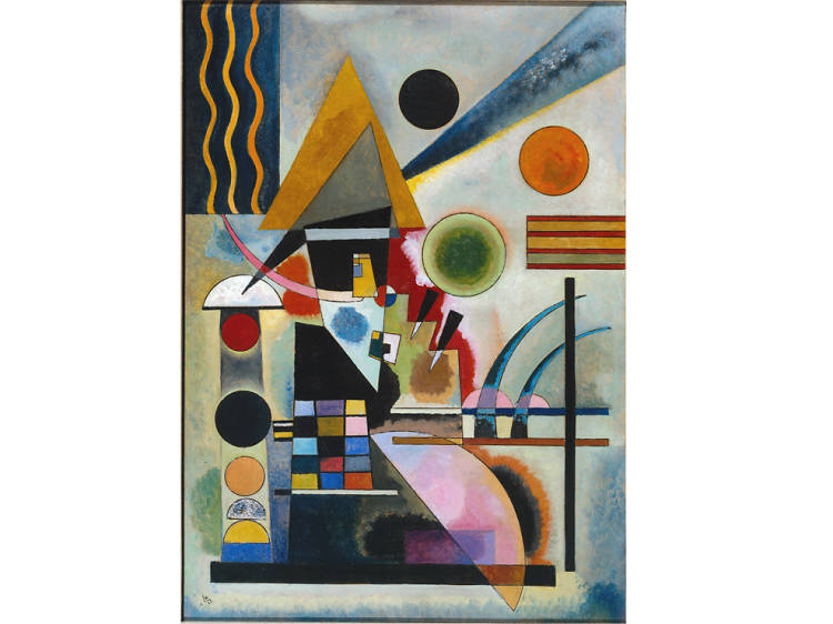 'Swinging' - Wassily Kandinsky