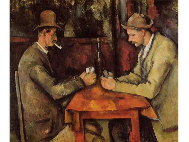 'The Card Players' - Paul Cézanne