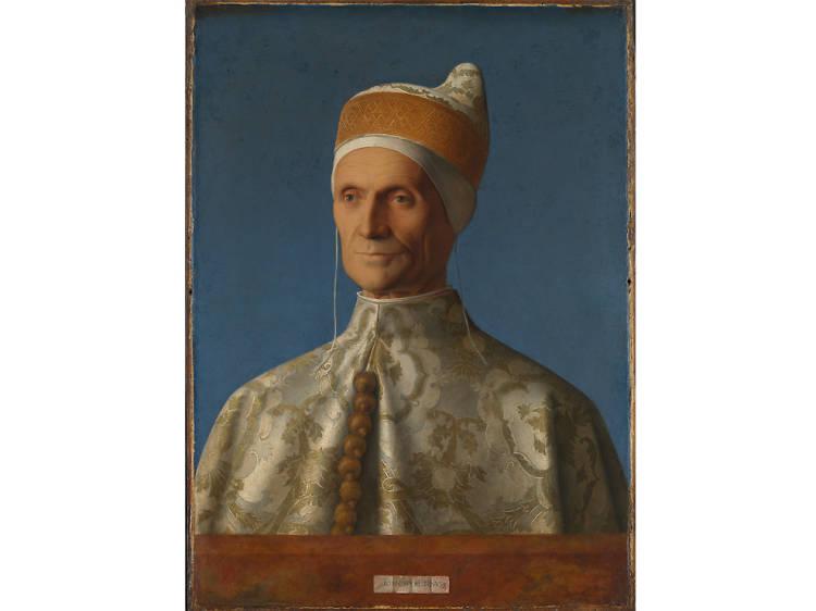 'Doge Leonardo Loredan' - Giovanni Bellini