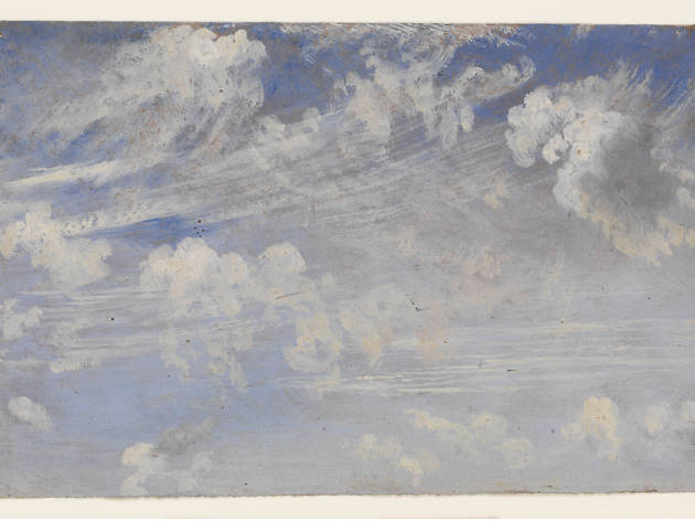 'Study of Cirrus Clouds' - John Constable