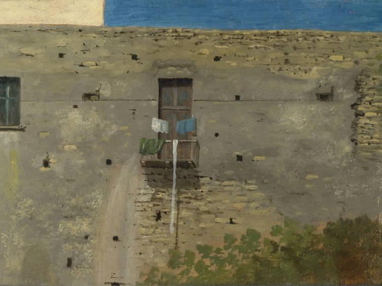 'A Wall in Naples' - Thomas Jones