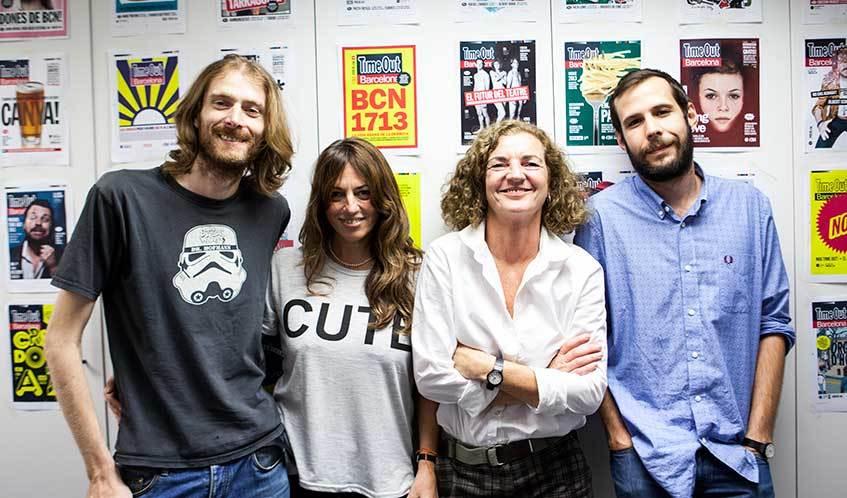 Time Out Barcelona simpàtics