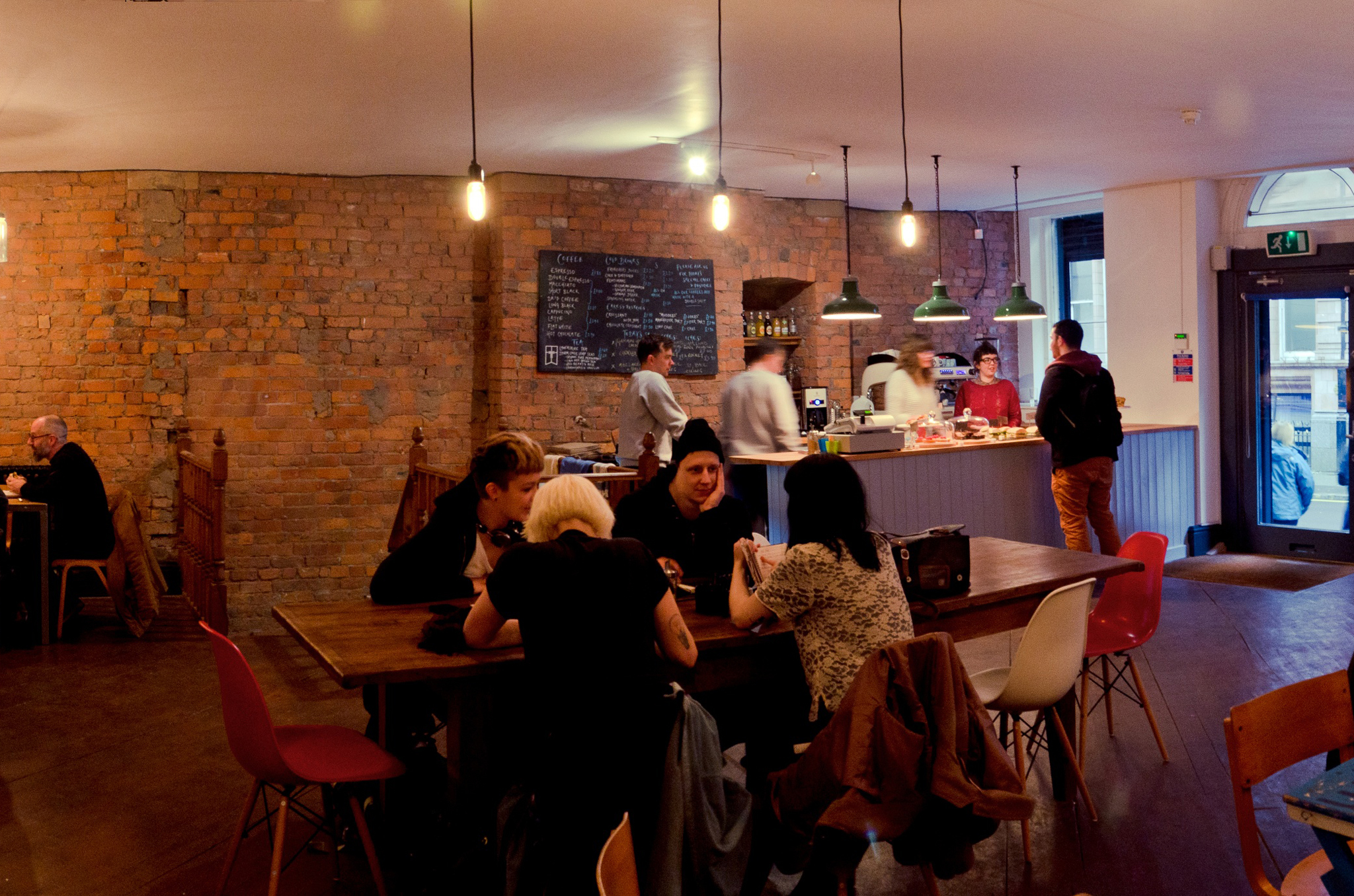 The best coffee shops and cafés in Manchester