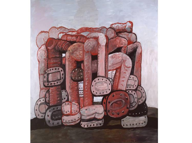 'Monument' - Philip Guston