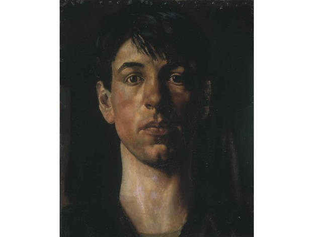 'Self-Portrait as a Young Man' - Stanley Spencer