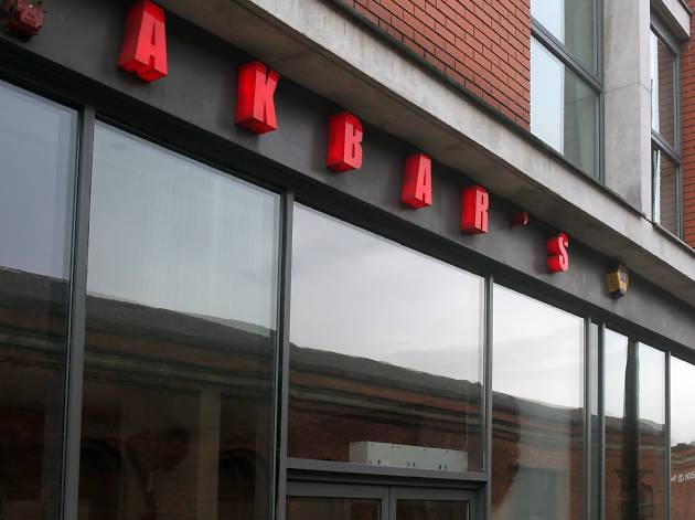 Akbar's, Manchester, Exterior