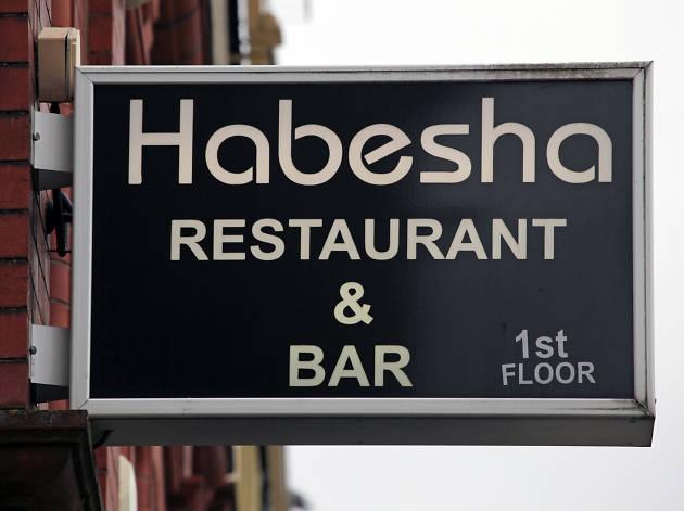 Habesha, Manchester, Sign