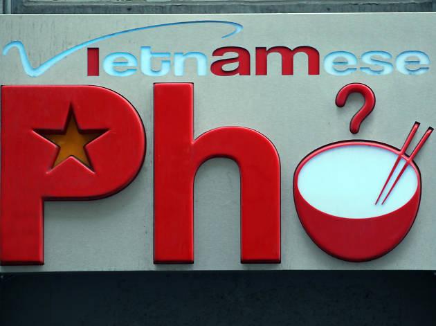 I Am Pho, Manchester, Sign
