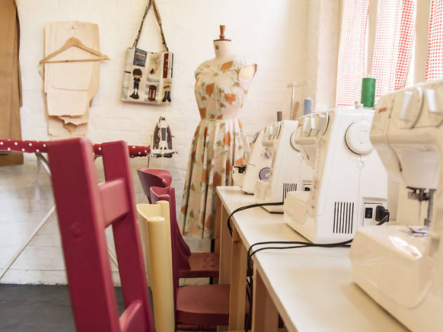Sew it with Love sewing school